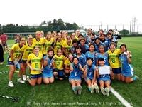 女子第4戦・U23オーストラリア戦