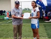 女子決勝戦・U23オーストラリア戦