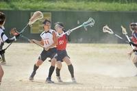 6月11日・SELFISH vs 名古屋ラクロスクラブ