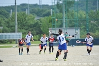 7月15日・BRISK vs 名古屋ラクロスクラブ