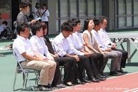 7月15日・開会式
