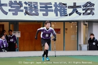 11月26日・慶應義塾大学 vs 同志社大学