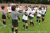 8月13日 第23回北海道学生ラクロスリーグ戦・開幕戦(女子)