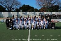 12月9日・慶應義塾大学 vs Stealers