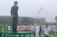 8月12日 第24回東北学生ラクロスリーグ戦・開会式