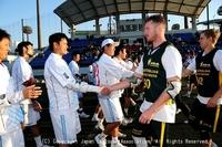 ラクロス国際親善試合2018(日本・オーストラリア男子代表強化試合)3日目