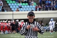 11月4日・男子準決勝 第2試合・関西学院vs大阪