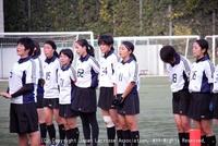 11月11日・女子決勝戦・関西vs同志社