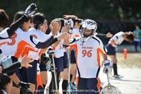 10月8日・SELFISH vs 名古屋ラクロスクラブ