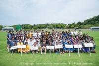 7月17日・開会式