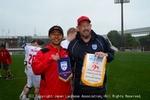東京大会・男子試合:日本代表 vs 23歳以下イングランド代表