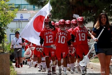 第1戦・日本vsノルウェー