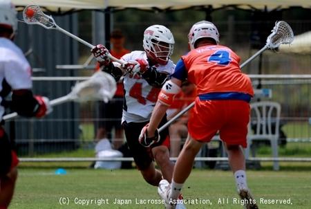 第2戦・日本vsオランダ
