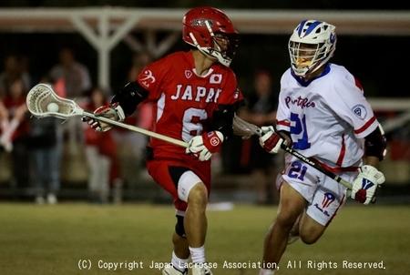 第4戦・日本vsプエルトリコ