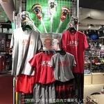 ラクロス日本代表Tシャツ