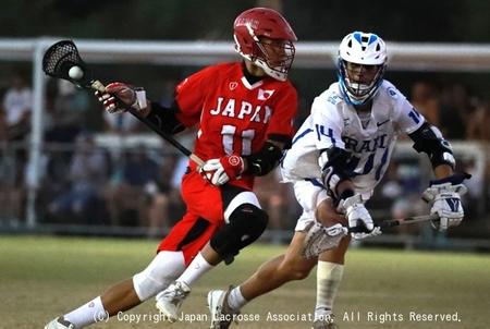 第6戦・日本vsイスラエル