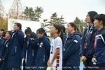 女子決勝戦:慶應義塾大学 vs 関西学院大学