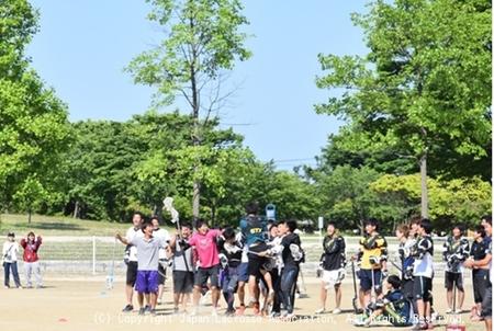 東北地区・第2回フレッシュマンクリニック(男子)